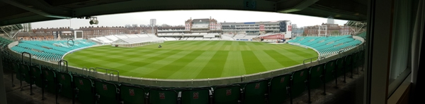 The Oval Panoramic