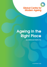 Ageing in the right place cover