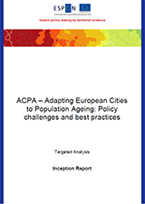 Cover Adapting European Cities