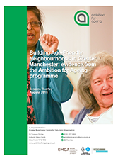Cover Building Age Friendly Neighbourhoods
