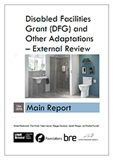 Cover of DFG Review