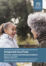 Cover Integrated Care Fund Guidance - Wales