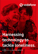 Cover Harnessing Technology to Tackle Loneliness