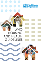 Cover WHO Housing and Health Guidelines