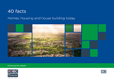 40 facts - Homes, housing and house building today