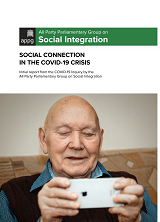 Cover_Social connection in the COVID-19 crisis