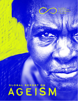 Cover Global report on Ageism