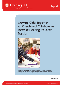 Cover Growing Older Together Report