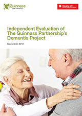 Cover Guinness Dementia Report