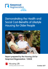 Demonstrating the Health and Social Cost-Benefits of Lifestyle Housing for Older People