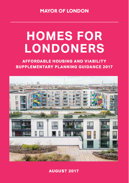 Homes for Londoners: Affordable Housing and Viability Supplementary ...