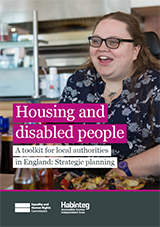 Housing and disabled people: A toolkit for local authorities in England - Strategic Planning
