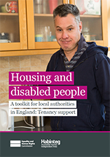 Housing and Disabled People Tenant Support