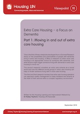 Part 1: Moving in and out of extra care housing