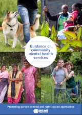 Cover WHO Mental Health