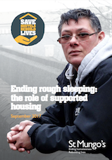 Ending rough sleeping: the role of supported housing