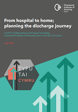From hospital to home; planning the discharge journey cover