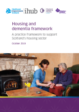 Housing and Dementia Practice Framework Cover