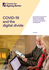 Covid-19 and the digital divide cover
