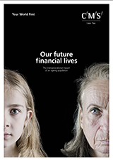 Our Future financial lives cover