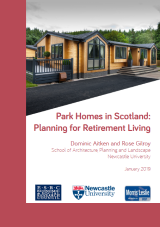Park Homes in Scotland Cover