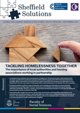 Tackling Homelessness Together