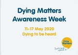 Dying Matters Week 2020