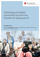 Technology and Digital Connected Care Services: Towards the tipping point?
