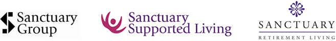 Sanctuary Group - Sanctuary Supported Living - Santuary Retirement Living